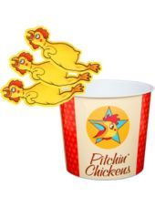 Pitchin Chickens Toss Game - Party City
