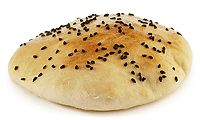 Pita Fladen Brot Rezept
