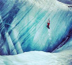 . . ice climber . .