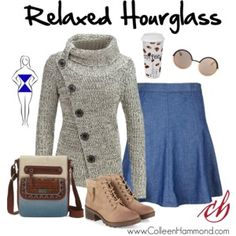 Relaxed Hourglass 3