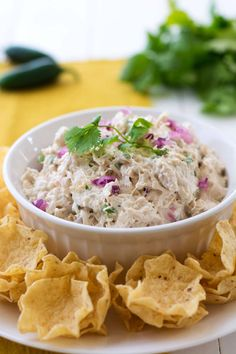 Tex Mex Chicken Salad is a fiesta for your taste buds! Kick chicken salad up a notch with this tasty south-of-the-border version with cumin and cilantro! Tex Mex Chicken, Chicken Salad, Buds Chicken, Cilantro Chicken, Canned Chicken, Eazy Peazy Mealz, Salads Up, Nutrition, Dried Beans