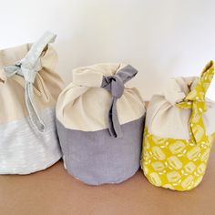 The Kickstarter is still live and kicking! We are so close to meeting our goal! I wanted to share some detail shots of the project: how the bags tie, the weight label, and the pocket on the largest bag. 🌿 The project is a set of fair trade bags to help you sustainably collect, carry, and store produce and bulk foods without needing a separate plastic produce bag. I would love if you guys could help support the project. You will get a set of my bags as a backer! Our manufacturing partner is…