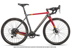 On One Space Chicken SRAM Force 1 Monster Gravel Bike 700C Wheels | On - One