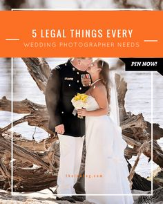 5 Legal Things Every Wedding Photographer Needs via @rachelbrenke