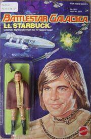 Toys You Had Presents Battlestar Galactica Toys lt. Starbuck