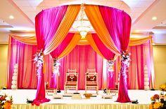 Wedding Mandap Photographer Chicago