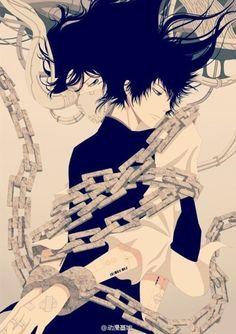 六道骸,只有云雀恭弥才能咬杀;云雀恭弥只能败给六道骸! anime