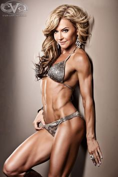 Michelle MacDonald #fitness #body building