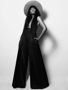 RemyGlamNation: Dawn Richard of Former Girl Group Danity Kane Covers Bullet Magazine