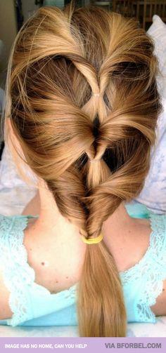 Awesome Hair: Hair Inception