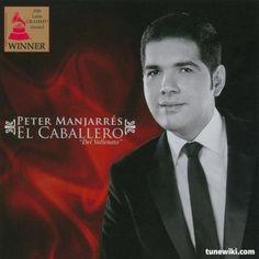 """-- #LyricArt for """"Yo Volveré"""" by Peter Manjarrés"""