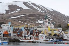 Husavik noord IJsland 2013