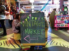 Vintage Saturdays at the Bay Harbour Market