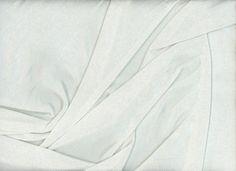 Metallic Linen White Silver