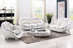 Luxus-Couchgarnitur-extravagant-Weiss