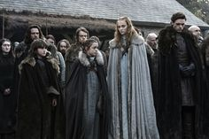 Sansa Stark still from Game of Thrones season 1
