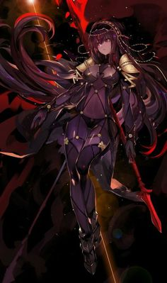 lancer scathach wallpaper * lancer scathach - lancer scathach fate - lancer scathach wallpaper - fate grand order lancer scathach - scáthach lancer - scathach lancer fgo - scathach and lancer - scathach x lancer Fan Art Anime, Anime Artwork, Anime Art Girl, Anime Girls, Fate Zero, Fate Characters, Fantasy Characters, Fate Stay Night, Fate Grand Order Lancer