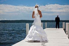 Anticipating the moment he turns around | Matt Mason Photography | Lake Geneva, WI