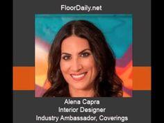 Alena Capra Discusses Designing with Tile