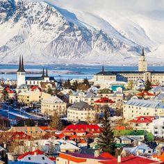 Reykjavik, Iceland - Pinterest & Airbnb's Top Trending Travel Destinations - Photos
