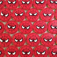 Spidermancookie. Örümcek adam kurabiye.  She Bee Pasta&Kurabiye She Bee Cake&Cookie