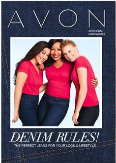 Get free Avon fragrance samples by mail!