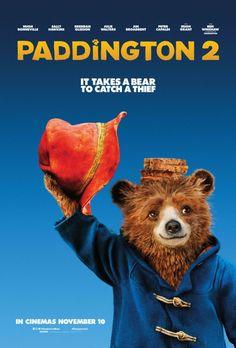 Paddington 2 Movie Poster ( of Latest Movies, New Movies, Movies To Watch, Movies Online, Good Movies, Awesome Movies, 2017 Movies, Movies Free, Oso Paddington