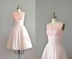 1950s Earth Angel Party Dress