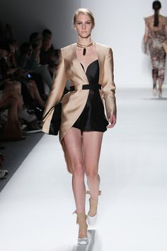 Cutout Dress, Spring 2014, Runway Fashion, Ready To Wear, York, How To Wear, Inspiration, Clothes, Dresses
