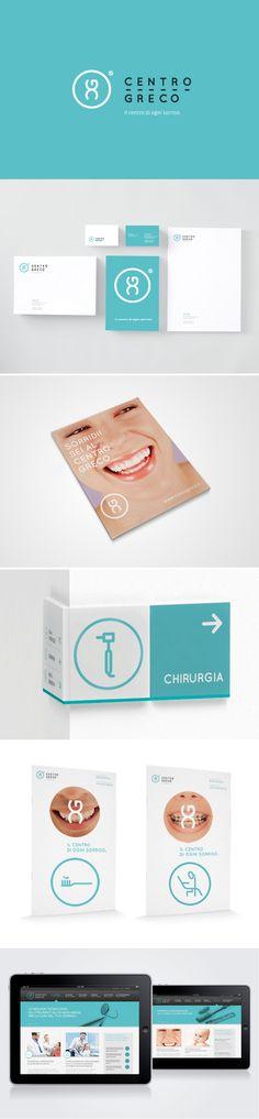identity / Centro Greco / dental