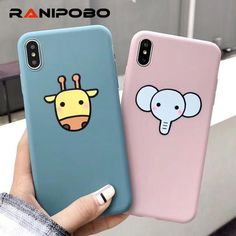 Candy color Animals pattern Phone Case For iPhone X XS XR XS Max 6 – elegan. - Candy color Animals pattern Phone Case For iPhone X XS XR XS Max 6 – elegantonlinemarket - Cute Cases, Cute Phone Cases, Diy Phone Case, Iphone Phone Cases, Case For Iphone, Iphone 7 Normal, Iphone 7 Plus, Friends Phone Case, Cartoon Giraffe