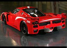 21. 2008 Ferrari FXX Evolution - Angelina.