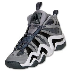 adidas Crazy 8 Grey Black White Available Now