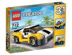 Carro Veloz - Lego - Sets de Construcción - Sets de Construcción JulioCepeda.com