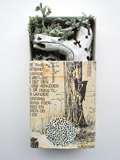 mano kellner, art box nr 264, waldbewohner 1