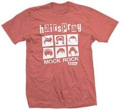 Shirt Kong: #hairspray #dramaclub #spiritwear #tshirt #shirt #coral #theater…