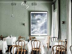 Entrecôte - David Flack | THE ICONIST #restaurant #vintage