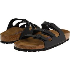 Birkenstocks. Some day it will be the only type of shoe I own. For now, I have to conform for the office dress code.