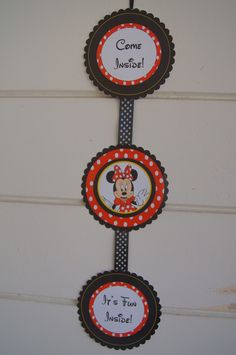 "Photo 1 of 53: Minnie Mouse / Birthday ""Meeska, Mooska, Abby Turned TWO-ska!"" | Catch My Party"