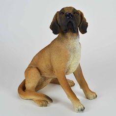 Διακοσμητικός σκύλος κουτάβι Δανός 44x34x52cm   eshop-dcse Animals, Animales, Animaux, Animal, Animais