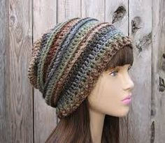 Image result for ruched crochet hat with top seam patterns
