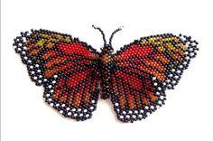 Монарх   biser.info - всё о бисере и бисерном творчестве