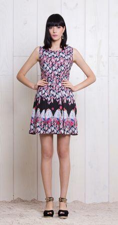 Antix dress Fast Fashion, Fashion Moda, Womens Fashion, Ideias Fashion, Fashion Ideas, Girly, High Neck Dress, Vintage, My Style
