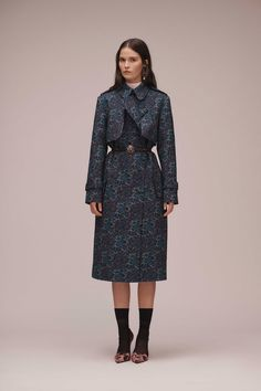 Erdem Pre-Fall 2018 Fashion Show Collection