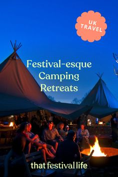 5 Festival Inspired Camping Holidays in the UK - That Festival Life • Worldwide Festival Blogger Arcadia Spider, Shambala Festival, Camping Holidays, Secret Location, Festival Camping, Sleeping Under The Stars, British Countryside, Summer Solstice, Culture Travel