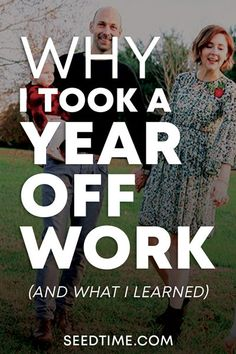 I just finished up a year-long #sabbatical and this is why I did it and what I learned in the process. This article is going to be about WHY I took a sabbatical year and next up in the queue I will cover HOW we pulled it off logistically without shutting down our business.