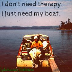 Boat > Therapy