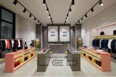 Rail Plafond, Spot Plafond, Spot Sur Rail, Luminaire Sur Rail, Tube Led, Showroom, Pret, Boutique, Inspiration