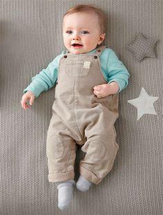Newborn Baby Boy's 2-piece Outfit
