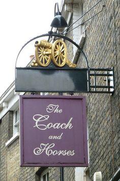 Coach & Horses, Greenwich | Flickr: Intercambio de fotos